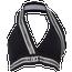 Ivy Park Active Metallic Stripe Bra - Women's