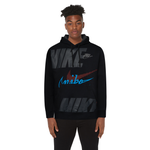 nike evolution of the swoosh hoodie black