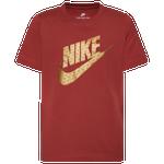 Nike Metallic Short Sleeve T-Shirt - Boys' Grade School