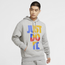 Nike JDI HBR Pullover Fleece Hoodie - Men's