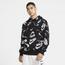 Nike AOP Club Pullover Hoodie - Men's