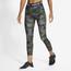 Nike NP Camo Crop Tights - Women's
