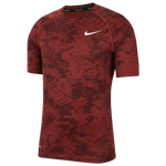 Nike Pro Fitted Short Sleeve Top - Men's