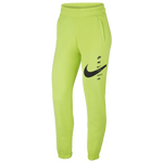 Nike Swoosh Fleece Pants - Women's