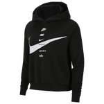 Nike Swoosh Fleece Hoodie - Women's