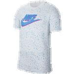 Nike Swoosh All Over Print T-Shirt - Men's