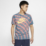 Nike Pixelated Tie-Dyed T-Shirt - Men's