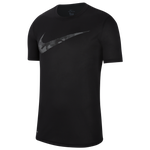 Nike Legend S/S Camo Swoosh T-Shirt - Men's