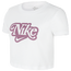 Nike Get Out Cropped T-Shirt - Girls' Grade School