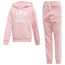adidas Originals Trefoil Hoodie Set - Girls' Preschool