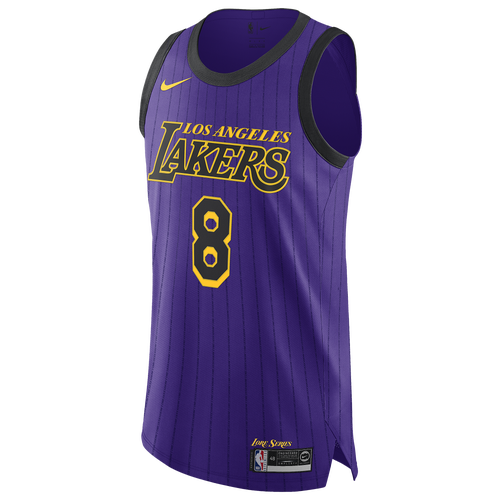 833763d3ee41 Kobe Bryant Nike NBA City Edition Authentic Jersey - Mens - Field Purple  (Fan Gear