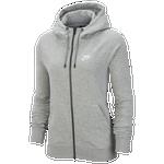 Nike Essential Full-Zip Fleece Hoodie - Women's