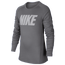 Nike Pro Therma Warm Long Sleeve Crew - Boys' Grade School