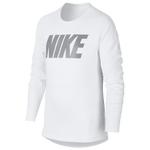Nike Pro Therma Warm Long Sleeve Crew - Boys' Grade School