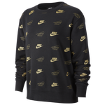 Nike Glam Dunk Fleece Crew - Women's