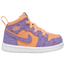 Jordan AJ 1 Mid - Girls' Toddler