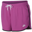 Nike Sportswear NSW Heritage Fleece Shorts Plus Size - Women's