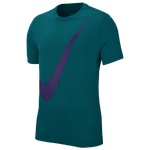 Nike Oversized Swoosh T-Shirt - Men's