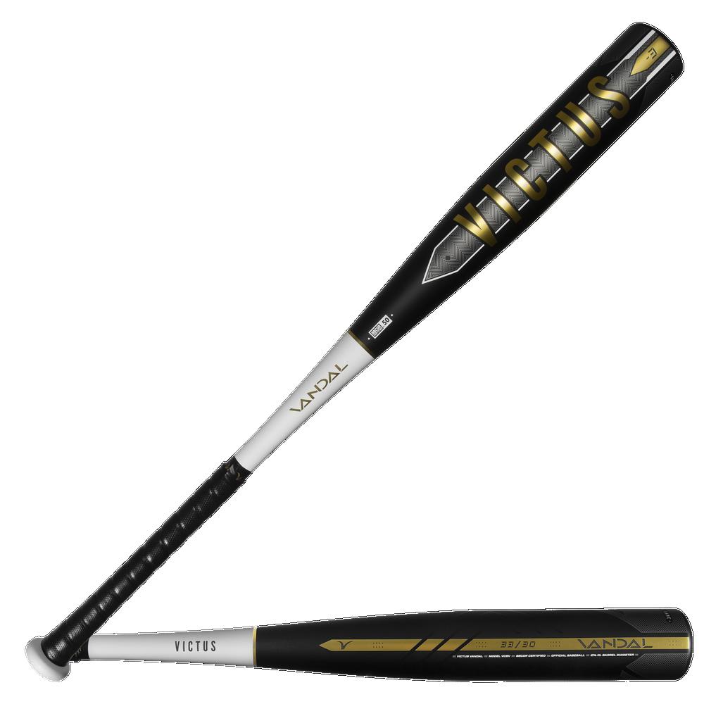 Victus Vandal BBCOR Baseball Bat - Mens / Black/Gold