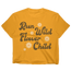 Flower Child Crop T-Shirt - Women's