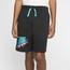 Nike Melted Crayon Fleece Shorts - Boys' Grade School