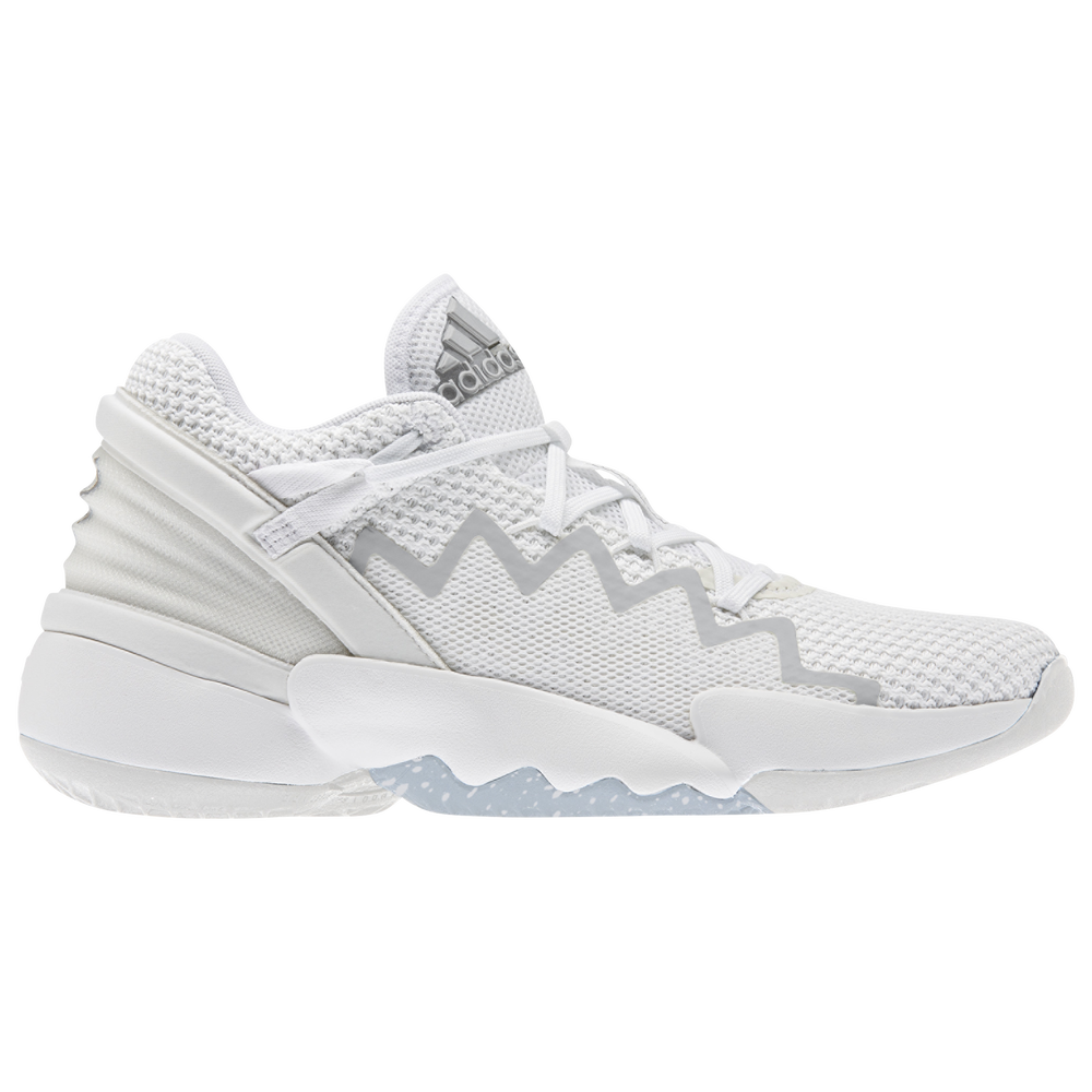 adidas D.O.N. Issue #2 - Boys Grade School / Donovan Mitchell | White/Black