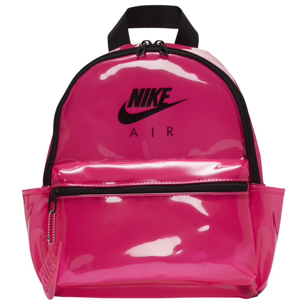 Nike Just Do It Mini Backpack - Youth / Pink Blast/Black