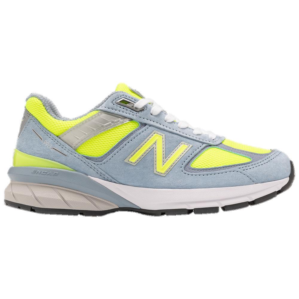 New Balance 990v5 - Womens / Grey