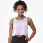 Champion Reversible Mesh Cropped Tank - Women's