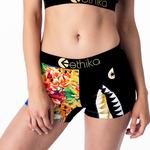 Ethika Graphic Staple Shorts - Women's