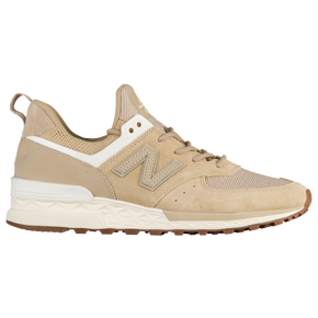new balance basket femme khaki color shoes