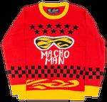 Ripple Junction Macho Man Ugly Christmas Sweater Mens Foot Locker