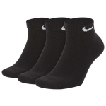 Nike 3 Pack Dri-FIT Cotton Low Cut Socks - Men's