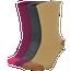 Nike 3 PK Dri-FIT Max GFX Pro Crew Socks - Men's