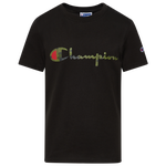 Champion Script T-Shirt - Boys' Grade School