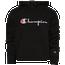 Champion Premium Fleece Hoodie - Boys' Grade School