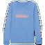 Nike NSW T-Shirt Long Sleeve Nike Glow - Boys' Grade School