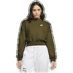 Nike Essential Mock Neck Fleece Top - Women's