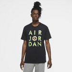 Jordan Stencil Graph T-Shirt - Men's