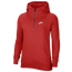 Nike Essentials 1/4 Zip Hoodie-Plus Size - Women's