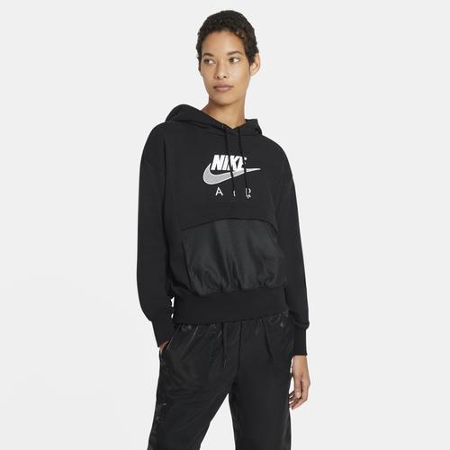 Nike Cottons WOMENS NIKE AIR HOODIE
