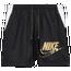 Nike Metallic Woven Flow Shorts - Men's