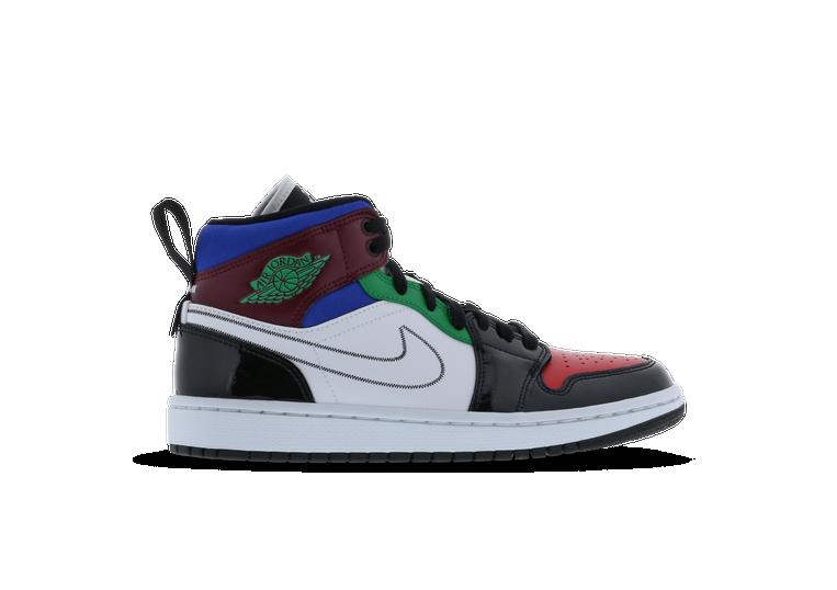 Jordan 1 Mid - Femme Chaussures