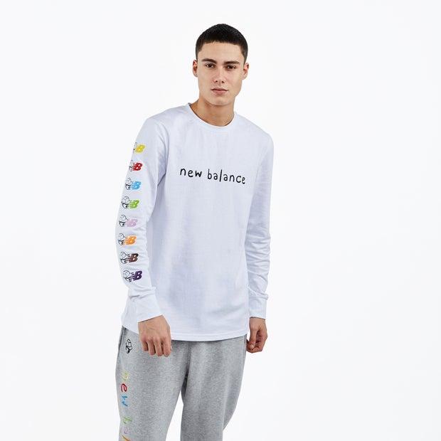New Balance X Paperboy Long sleeve Unisex T Shirts