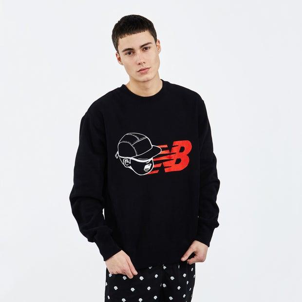 New Balance X Paperboy Unisex Sweatshirts