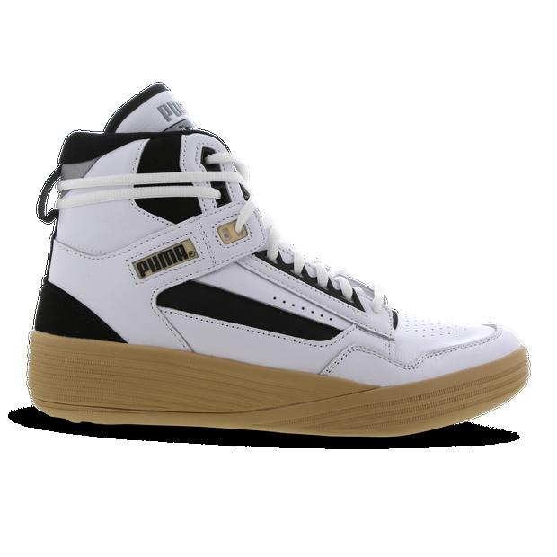 Puma Clyde All pro Kuzman Mid Herren Schuhe