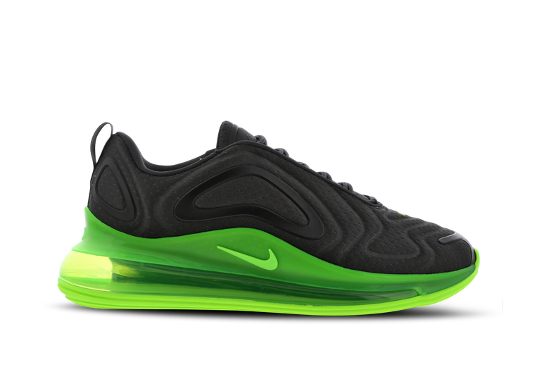 air max fluo gialle