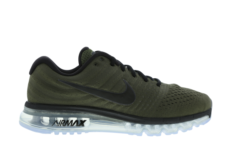 nike air max 2017 heren zwart