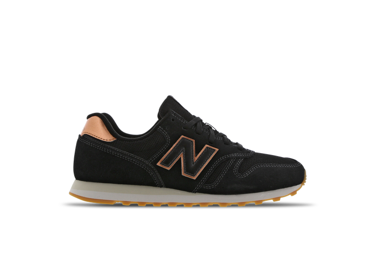 new balance 373 rose gold