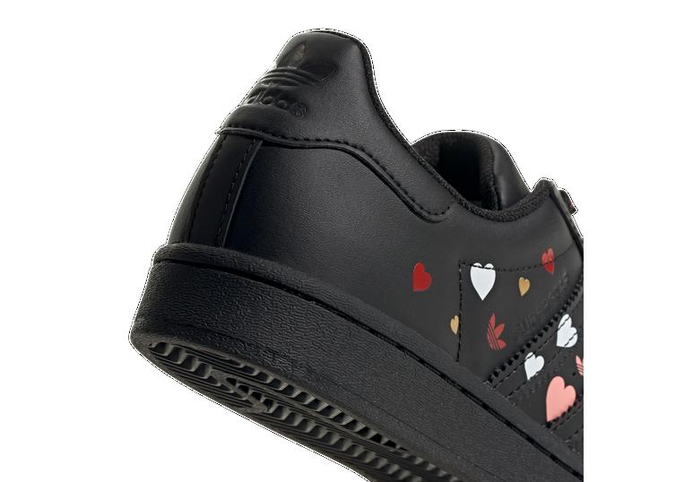 chaussures femme adidas superstar noir